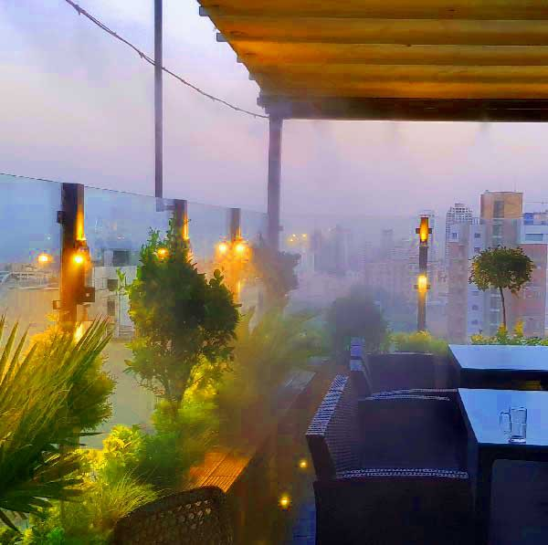 مه پاش های رستوران بزرگ سران تجریش راه اندازی شد.