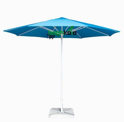 سایبان چتری آلومینیومی هشت ضلعی قطر 3 متر