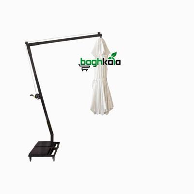سایبان چتری پایه کنار هشت ضلعی قطر 3 متر